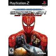 Spider-Man Web of Shadows- PS2 Playstion 2 (Refurbished)