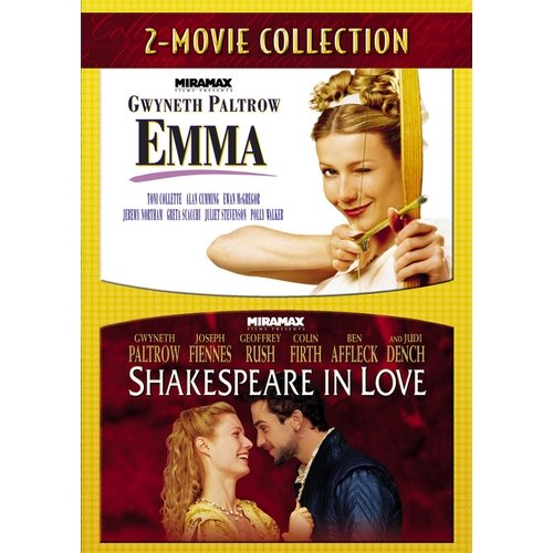 Emma (1996) / Shakespeare In Love (Widescreen)