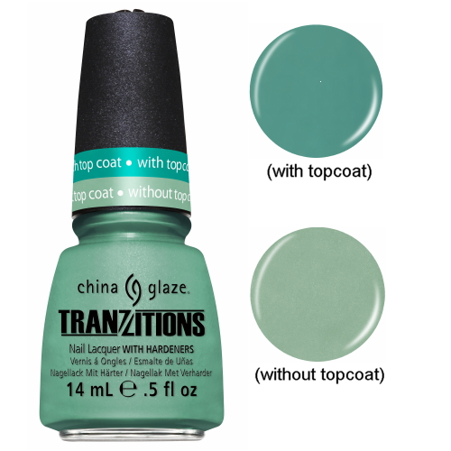 (6 Pack) CHINA GLAZE Nail Lacquer - Tranzitions - Duplicityy