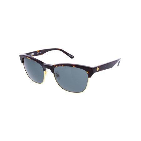 Spy Sunglasses 873498759863 Loma Scratch Resistant Lenses Rimless, Dark Tortoise / Matte Gold