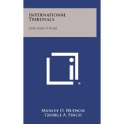 International Tribunals : Past and Future