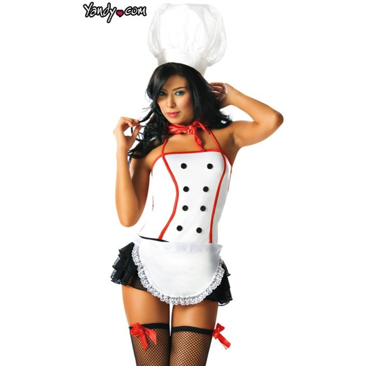 Sexy chef halloween costume