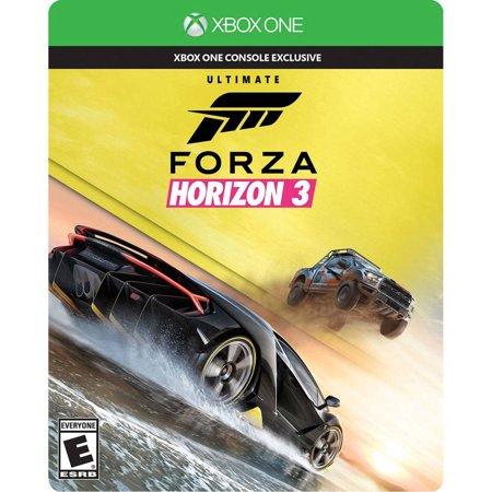 Forza Horizon 3 Ultimate  Xbox One