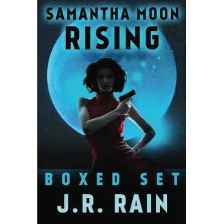 Samantha Moon Rising  Boxed Set