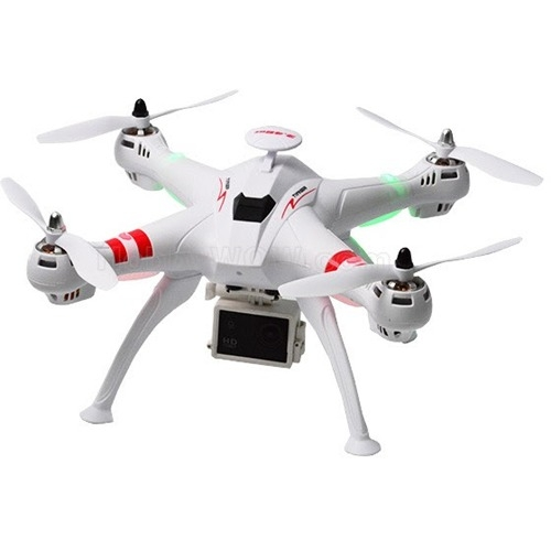 MyePads X16 R C Brushless Drone with 10MP HD Camera and 1000W Motor by Worryfree Gadgets