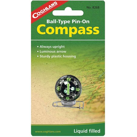 Coghlans 8268 Pin On Compass