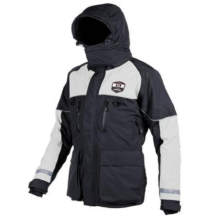 Striker Ice Black/Gray Jacket (Steiner Jets)