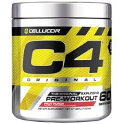 C4 Original Explosive Pre-Workout Supplement , Fruit Punch, 12.7 oz
