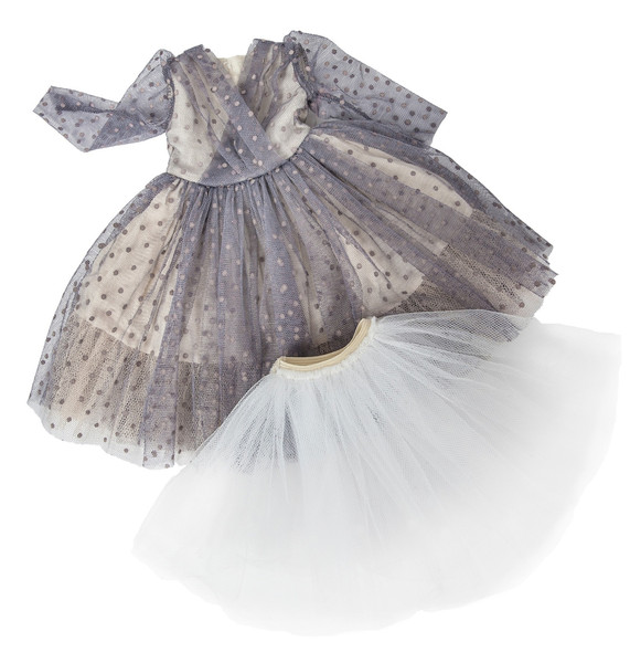 """Image of A Girl for All Time ® - Clementine's Party Dress for 16"""" dolls"""