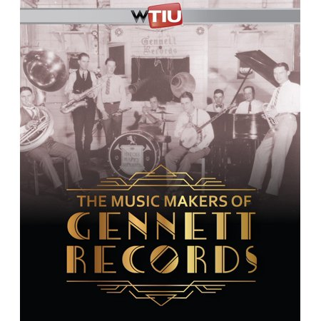 The Music Makers of Gennett Records (Other)