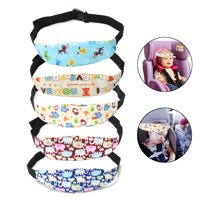 Adjustable Baby Car Seat Head Support Safety Baby Kids Stroller Car Seat Sleep Nap Aid Head Support Holder Belt Band