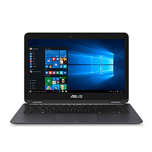 ASUS ZenBook Flip UX360CA 13.3-inch Touchscreen Convertible Laptop Core m3 8GB DDR3 256GB SSD with Windows 10