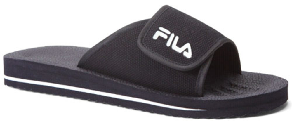 Fila Men Slip On Slide Sandals by Fila