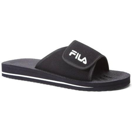 Mens Adidas Slides (Fila Men Slip On Slide)