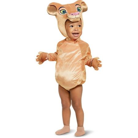 Nala Lion King Halloween Costume (Child's Disney Lion King Nala)
