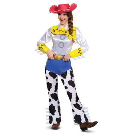 Halloween Toy Story: Jessie Deluxe Adult Costume (Fo4)