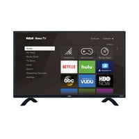 Deals on RCA RTR4360-W 43-inch Class FHD (1080P) Roku Smart LED TV