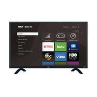 "RCA 43"" Class FHD (1080P) Roku Smart LED TV (RTR4360-W)"
