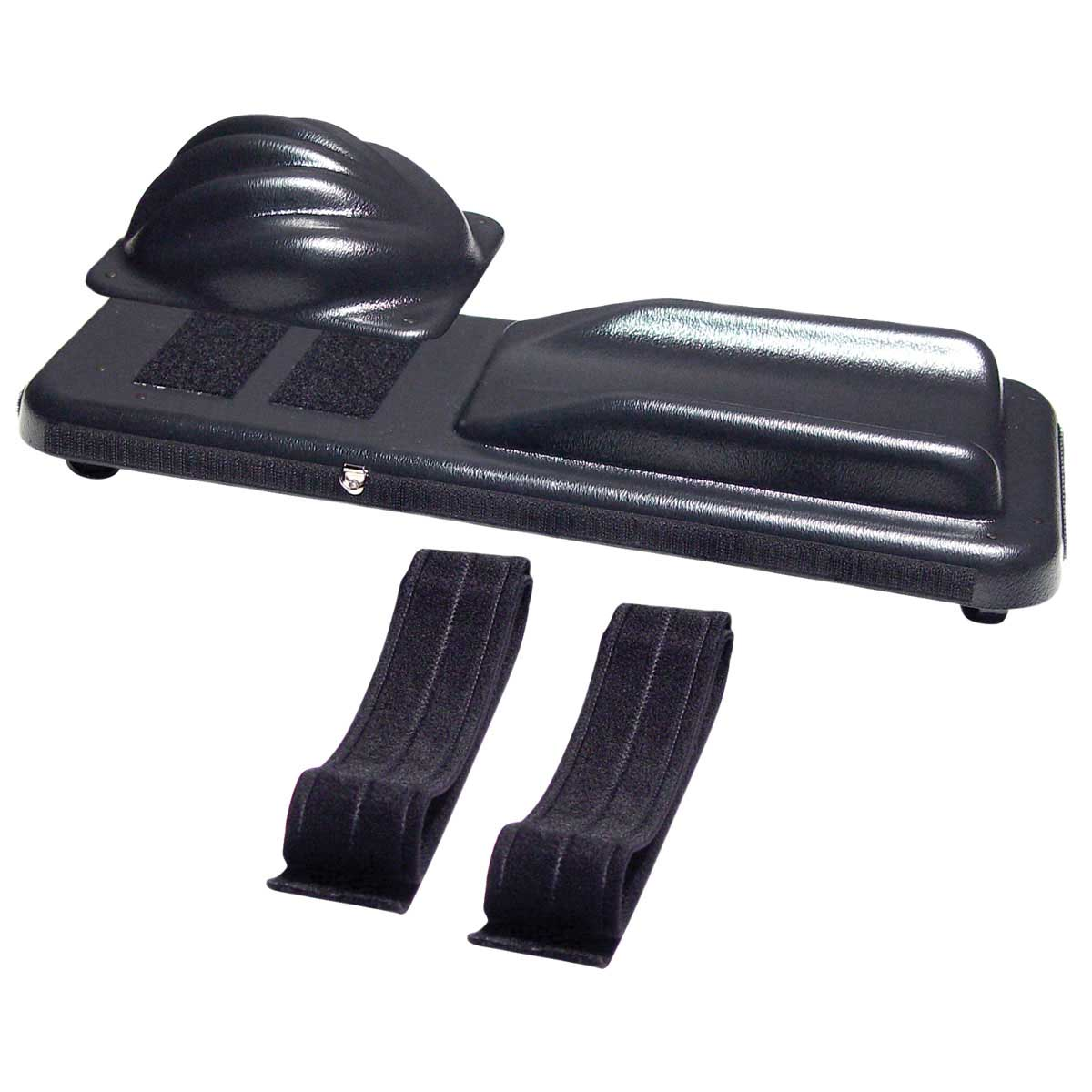 Deluxe Ergo exercise skate with removable hand piece