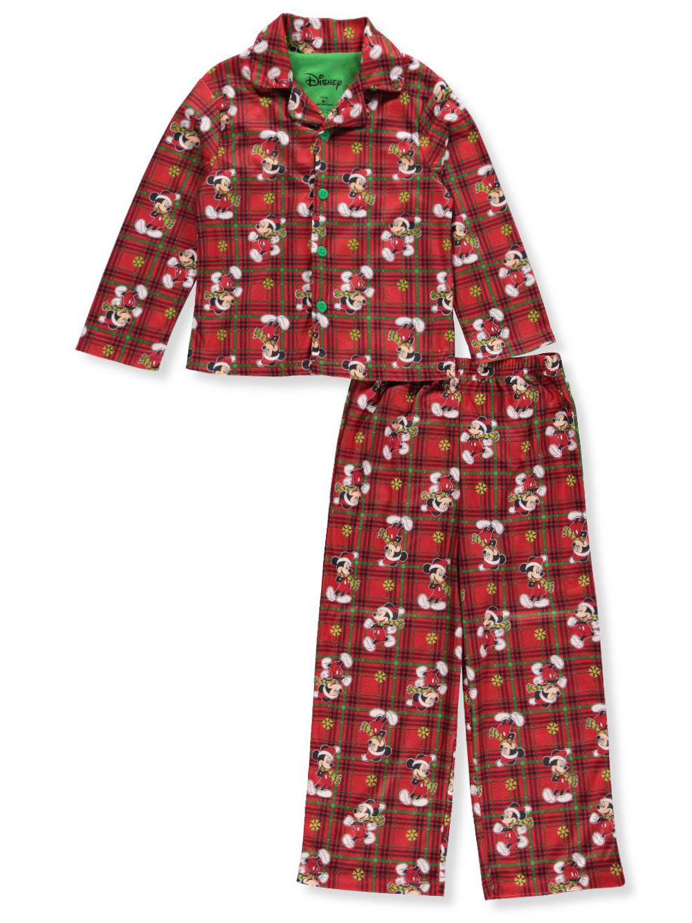 Disney Mickey Mouse Boys' 2-Piece Pajamas