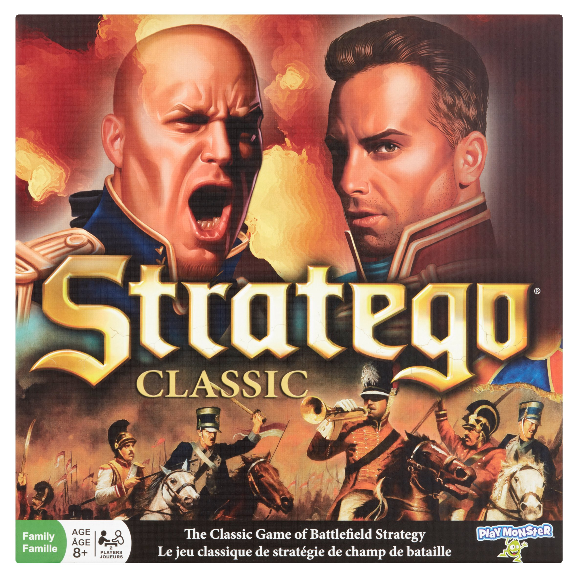 Play Monster Stratego Classic Age 8+