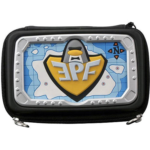 Club Penguin Case - Black (ds Lite/dsi)