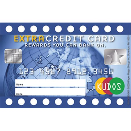 Eureka Eu-844204 Extra Credit Card Reward Punch