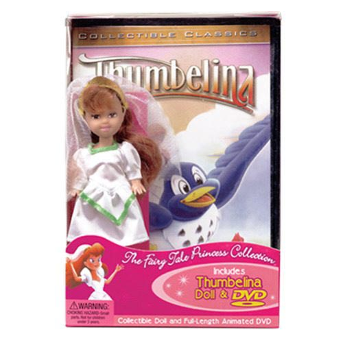 Fairy Tale Princess Collection: Thumbelina [With Toy]