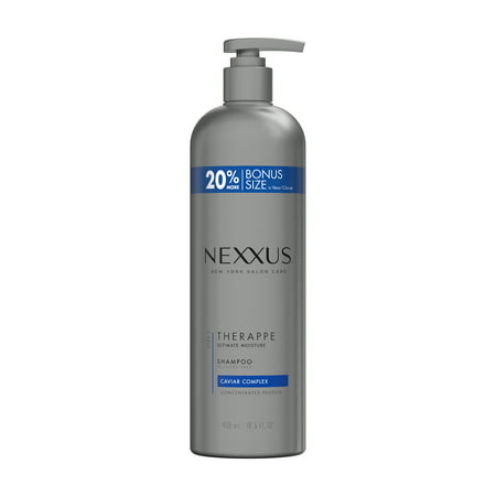 Nexxus Therappe for Normal to Dry Hair Moisture Shampoo, 16.5