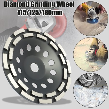 115mm/125 Mm/180 Mm Diamond Grinding CUP Wheel Disc Grinder Concrete Granite Stone For Stone Granite Power Angle