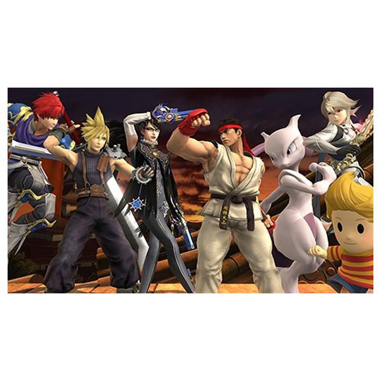 Super Smash Bros. All-in-One Fighter Bundle, Nintendo, Nintendo 3DS, [Digital Download], 0004549668110