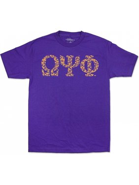 b5755348e85 Product Image Big Boy Omega Psi Phi Graphic Print Divine 9 Mens Tee  Purple  - S . Cultural Exchange
