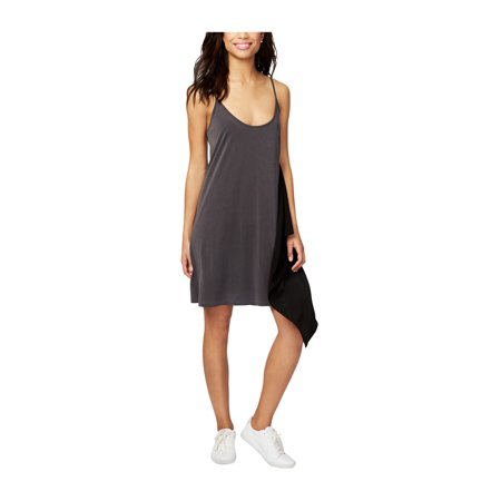 Rachel Roy Womens Estee Combo Slip Dress chambray M - image 1 de 1