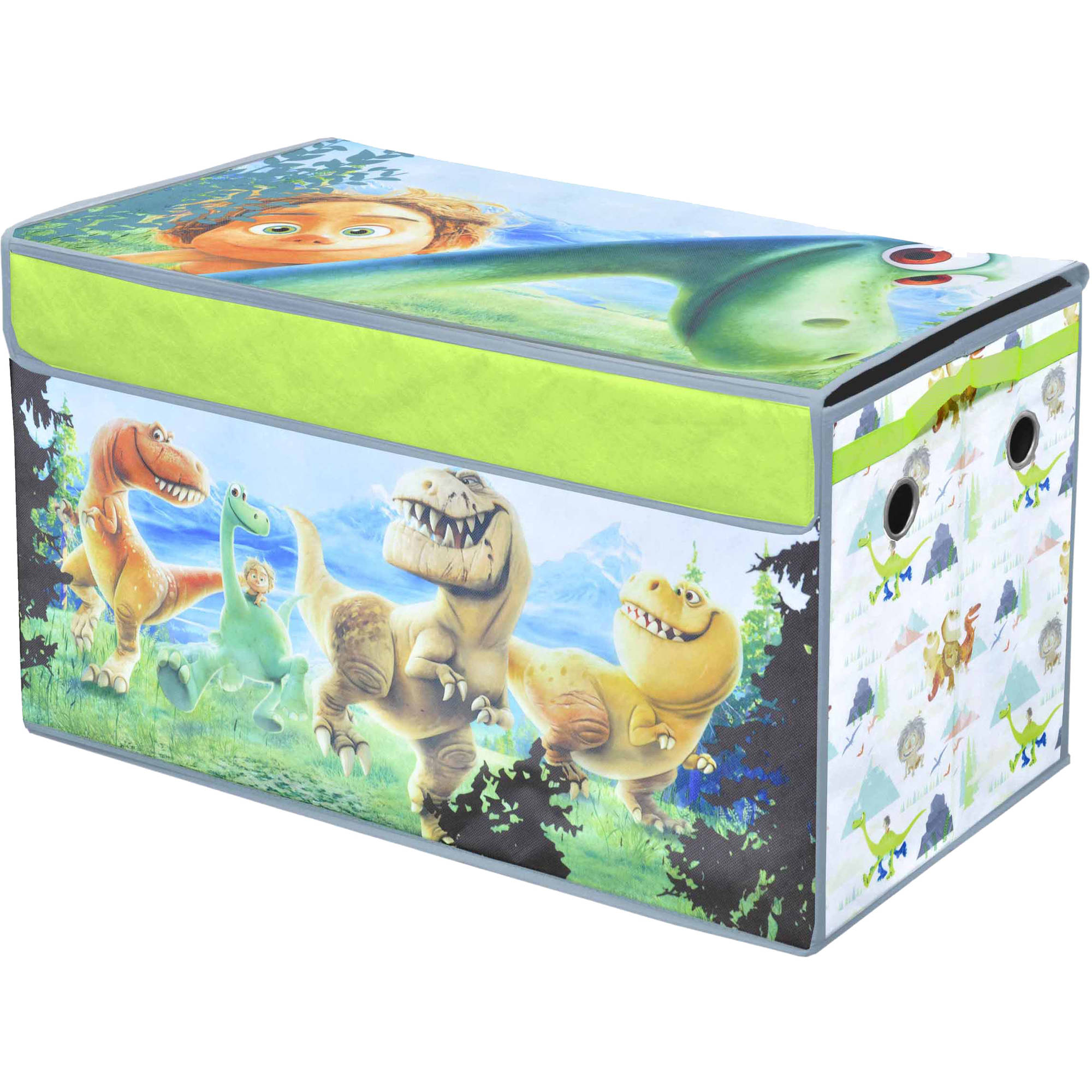 Good Dinosaur Oversized Soft Collapsible Storage Toy Trunk
