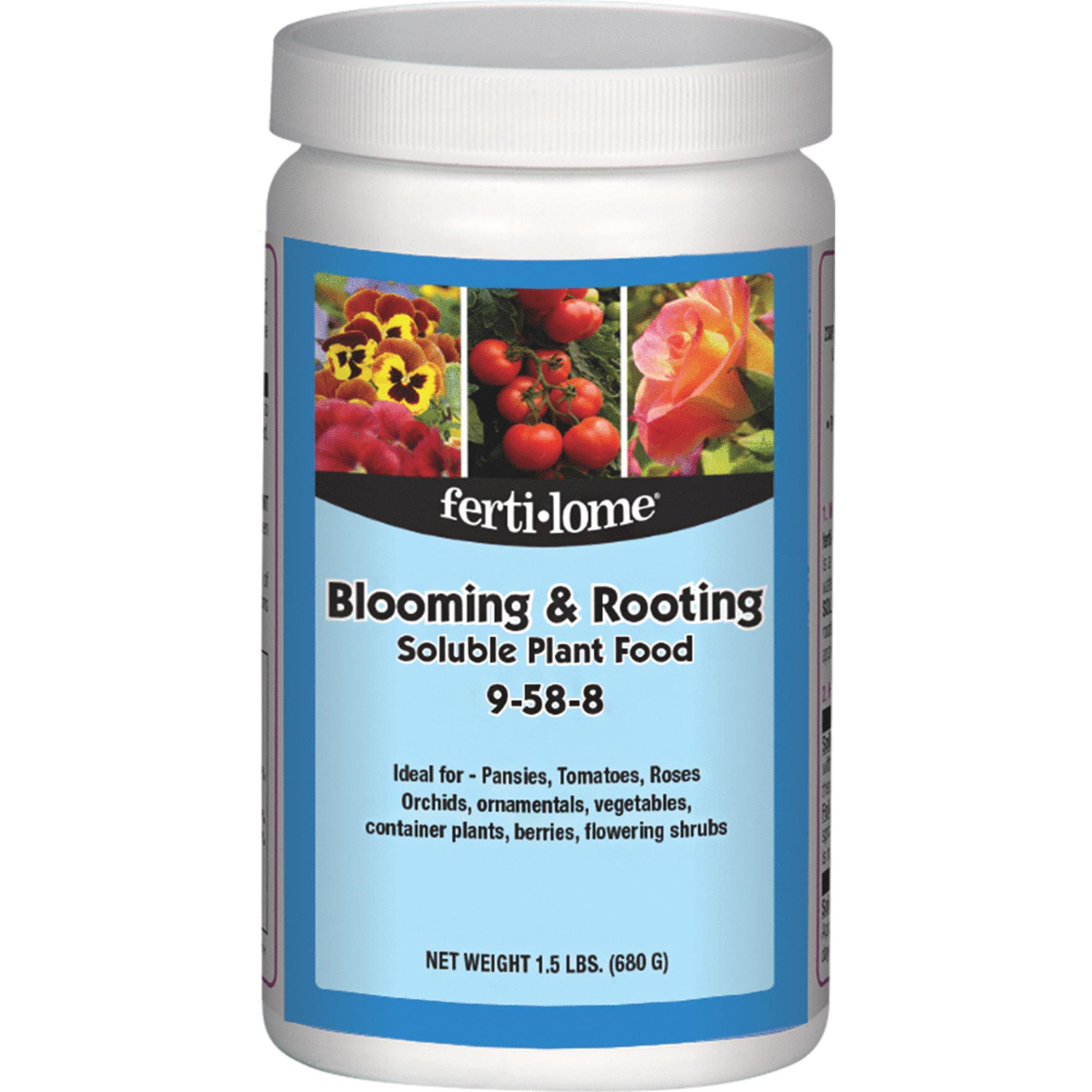 Ferti-lome Bloom And Root Soluble Dry Plant Food - Walmart.com