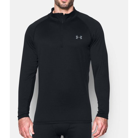 - Under Armour Men's Midweight Baselayer 2.0 1/4 Zip Top