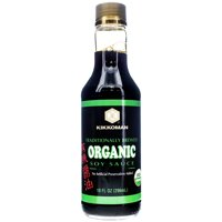 Sauce Soy Organic, 10 oz. (Pack of 6)