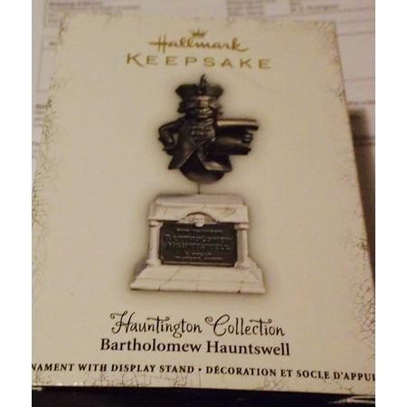 Hallmark Halloween Hauntington Bartholomew Hauntswell - Halloween Hallmark