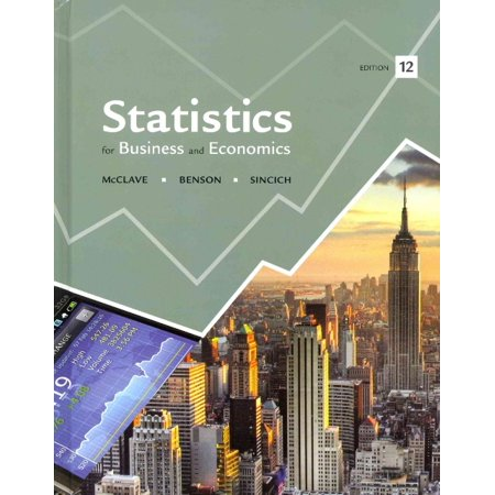 Statistics for Business and Economics [With Workbook]