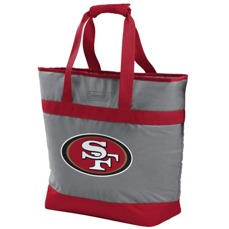 Rawlings NFL 30 Can Soft Tote Cooler, San Francisco 49ers