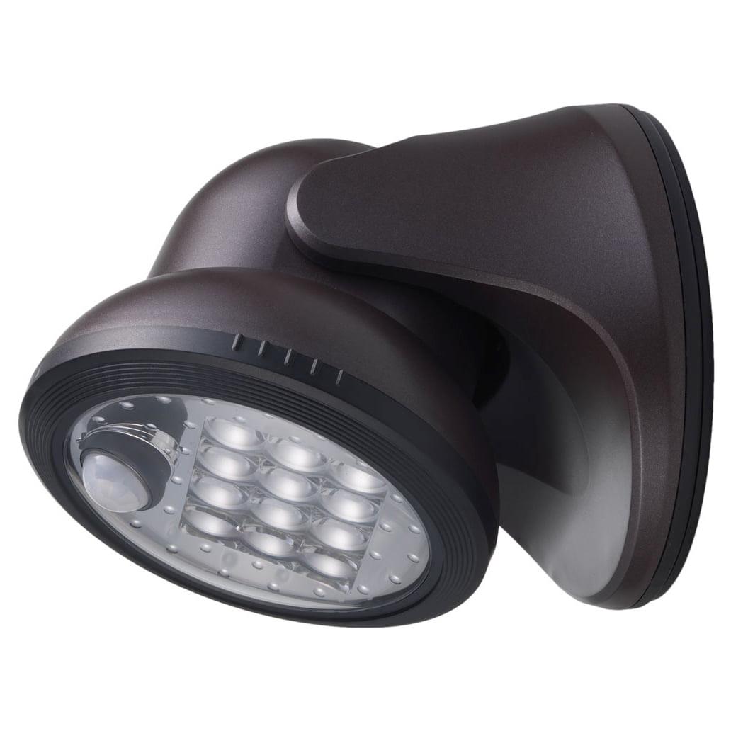"Fulcrum Products Inc 20034-107 5.9"" Bronze 12 LED Porch Light"