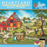 Bonnie White Telling the Bees 500 Piece Puzzle