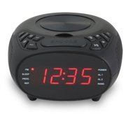 """Best Clock Radio With Presets - GPX CD AM/FM Clock Radio with 1.2"""" Display Review"""