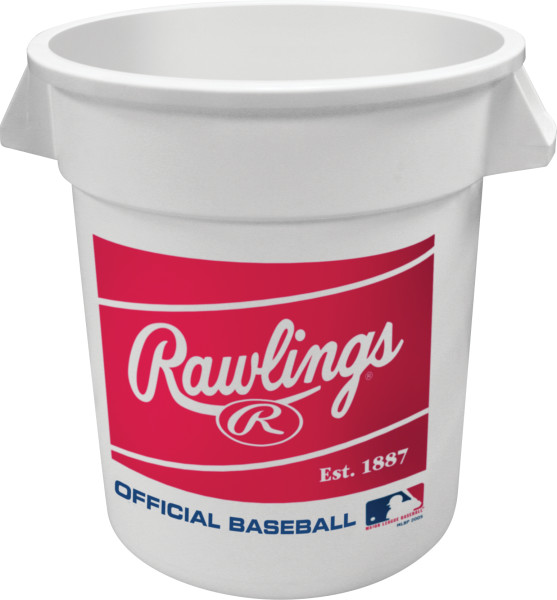 Rawlings 10 Gallon Baseball Buckets (6pk)