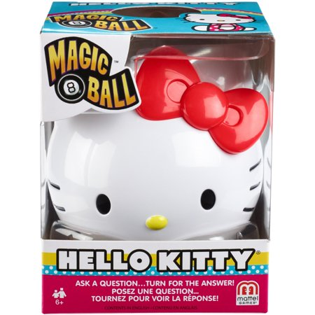 Adult Magic 8 Ball (Magic 8 Ball Hello Kitty)