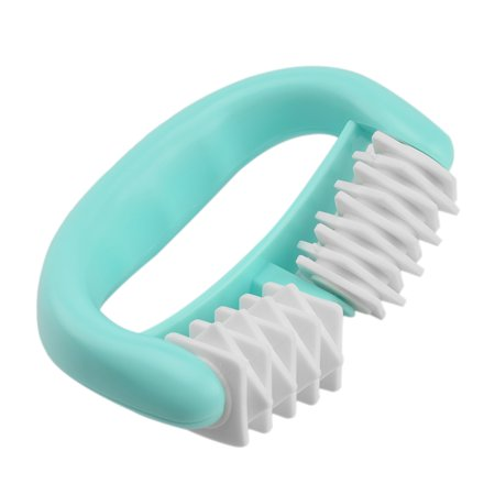 Handheld Full Body Anti Cellulite Massage Cell Roller Massager Wheel Ball for Neck Arm Leg Pain ()