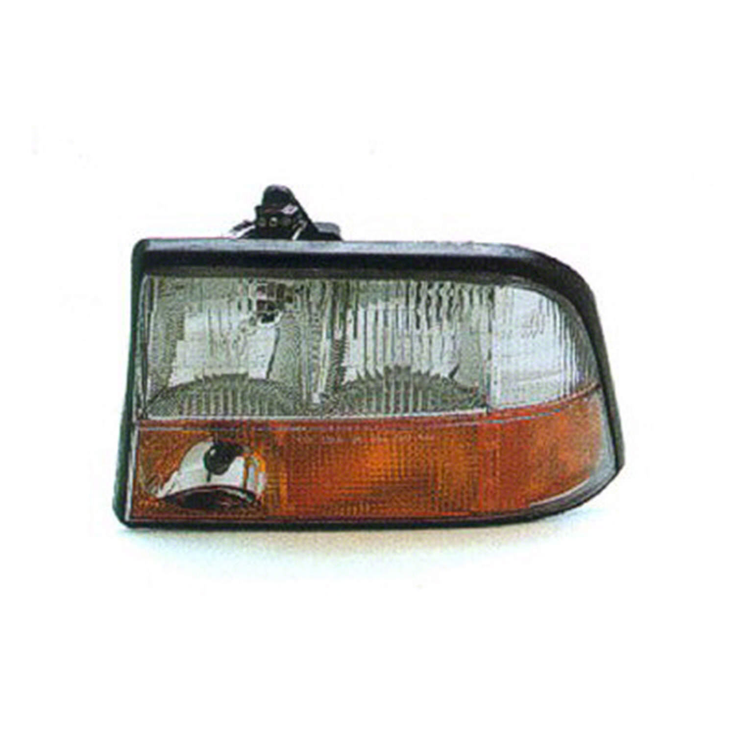 New Driver Side Left Head Lamp Assembly 16526225 includes Fog Lamp