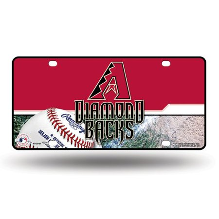 Rico Industries MLB Metal Tag License Plate