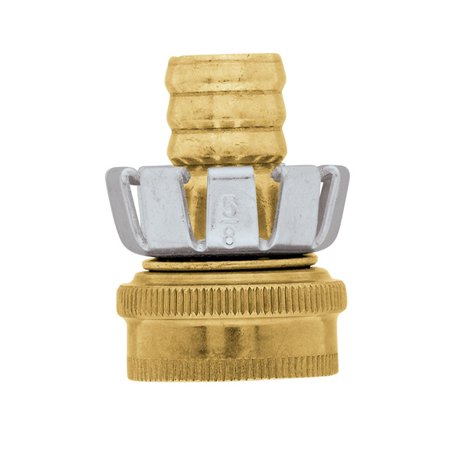 "Orbit Female Thread Hose Repair Mender for 5/8"" Garden Water Hose Fix - 58073N"