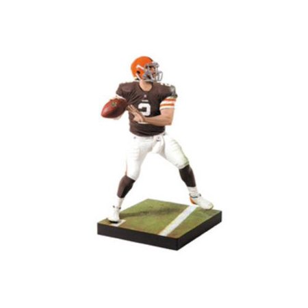 Mcf-nfl Series 35 Johnny Manziel Browns [6 Inch Figure] (TMP International - Manziel Halloween